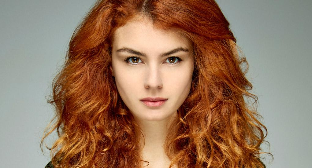 Photographe pour book mannequin, Test Mannequin de Julia shooté par le photographe beauté et mode Jerold Partouche