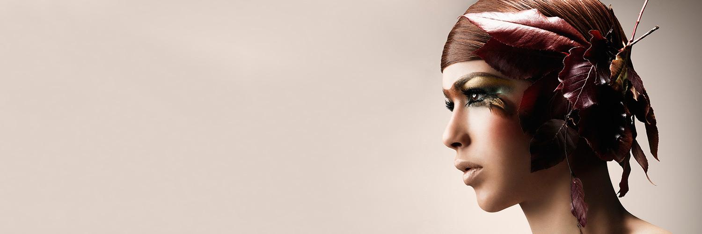 Book : Création du photographe beauté et mode Jerold Partouche pour Makeupline