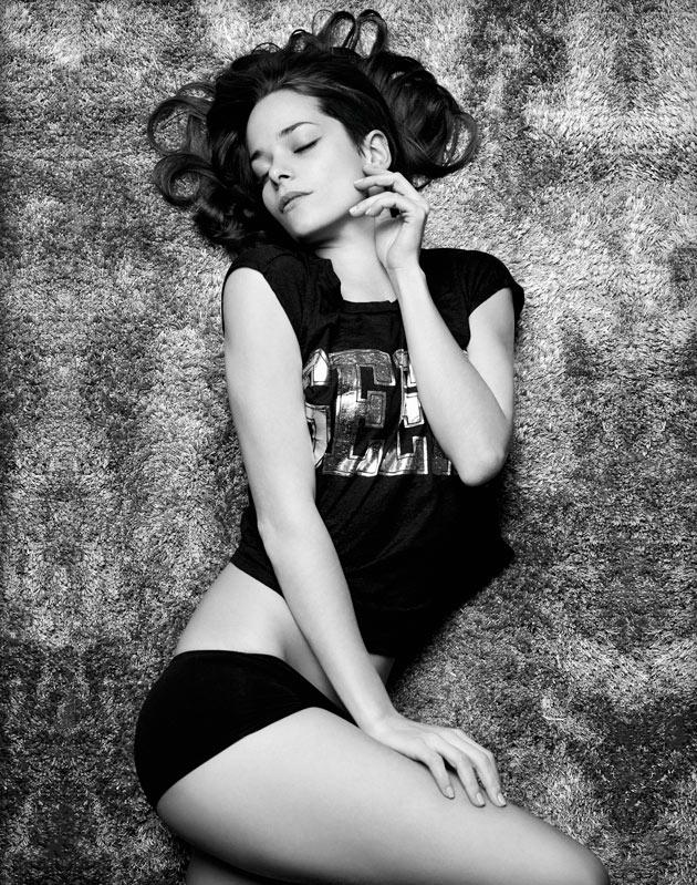 Jerold Partouche photographe mode et beauté réalise un test mannequin avec Simona